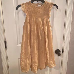 Kimchi Blue Peach Babydoll Dress